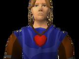 Lovestruck pendant