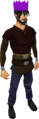 Purple partyhat equipped.png