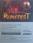 Runefest 2011 hood code