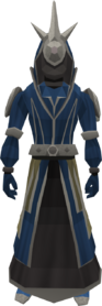 Spiritbloom robes equipped