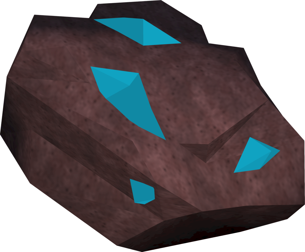 Crystal motherlode shard detail