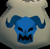 Deacon demon pouch detail