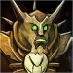 Decaying avatar icon
