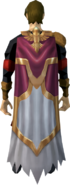 Defender of the Mind Cape equipped