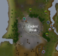 Eagles' Peak (location) map.png