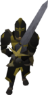 Elite Black Knight old