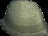 Explorer Jack's helmet