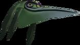 Karasu orokami mask detail