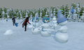 Land of Snow snowmen battle.png