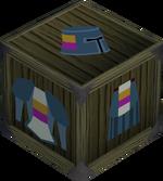 Rune heraldic armour set 2 (sk) detail