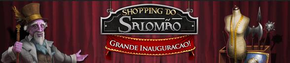 Shopping do Salomão Grande Inauguração