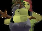 Snowverload plushie
