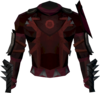 Superior Death Lotus chestplate detail