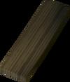 Wooden board detail