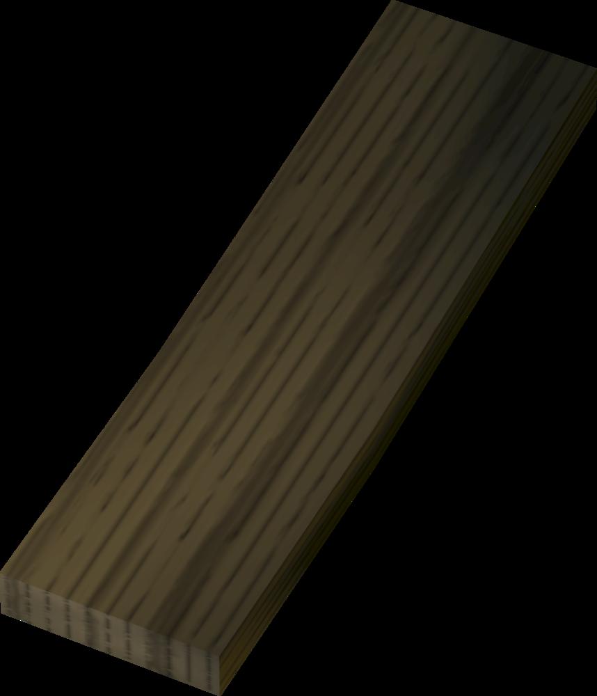 Wooden board RuneScape Wiki