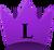 Coroa de Moderador Local detalhe