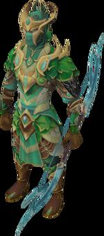 Elf warrior (Iorwerth ranger)