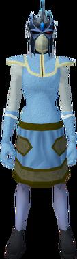Full slayer helmet (ef) (blue) equipped