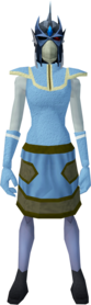 Full slayer helmet (ef) (blue) equipped