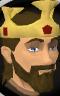 Rei Arthur cabeça