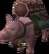 Spirit pack pig