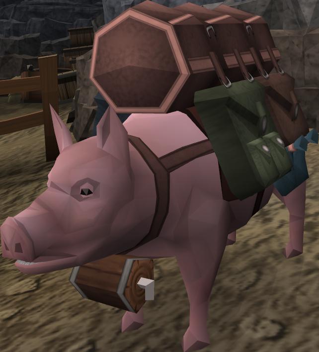 Spirit Pack Pig Runescape Wiki Fandom Powered By Wikia