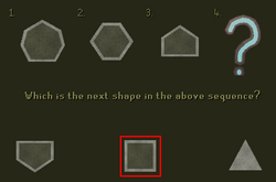 Barrows door puzzle 1
