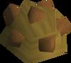 Dwarven rock cake detail