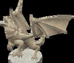 Estátua Dragão