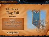 Flag Fall