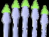 Jade bolts (e)
