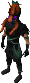 Kalphite King helm equipped