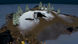 V's Island
