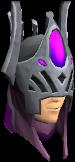 Zarosian war hood chathead