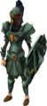 Adamant heraldic armour set 5 (sk) equipped.png