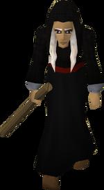 Ali, a bruxa