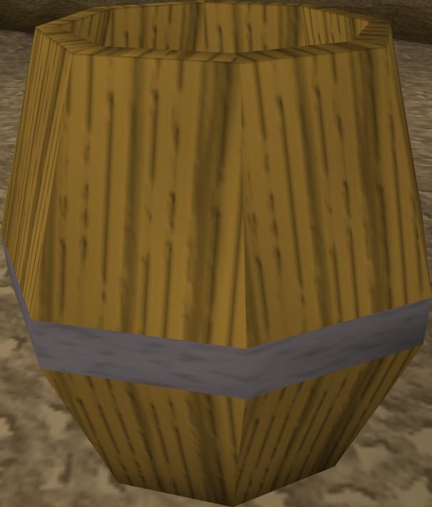 Barrel detail