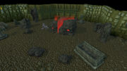 Blood Altar outside