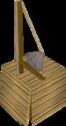 Box trap detail