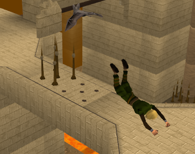 Brimhaven Agil - spiked floor