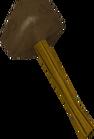 Bronze warhammer detail old