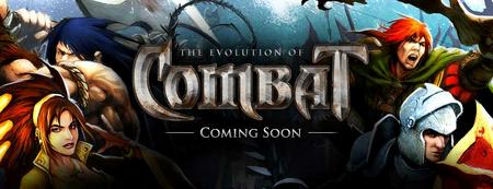 Evolution of Combat Coming Soon Banner