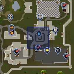 Herald of Falador location