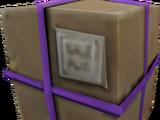 Large parcel