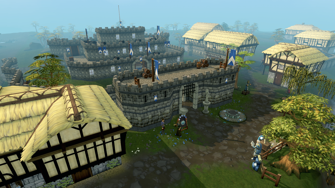 how to get to castle wars rs3