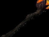 Staff of fire