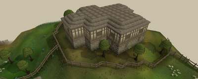 Tutorial island main house.