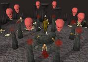 WTL Death altar energie ophalen