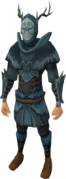Anima Core of Seren armour equipped