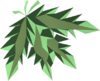 Consecrated herb detail